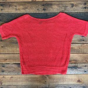 LAUREN Ralph Lauren coral sweater size small